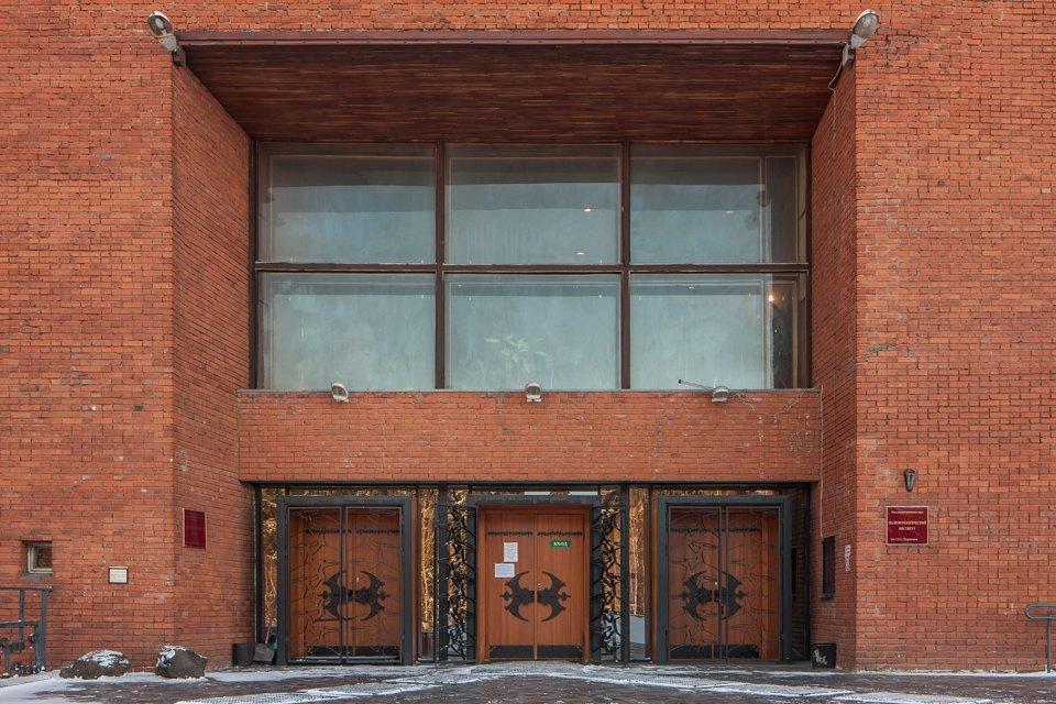 Архитектор Михаил Князев — оПалеонтологическом музее . Изображение № 3.