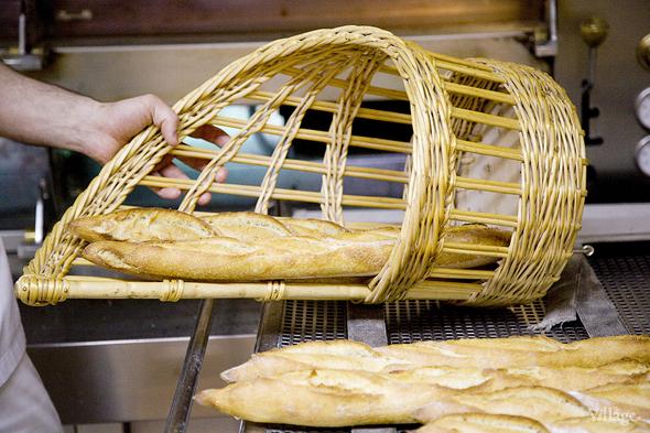 Фоторепортаж с кухни: Как пекут хлеб в «Волконском». Изображение № 29.