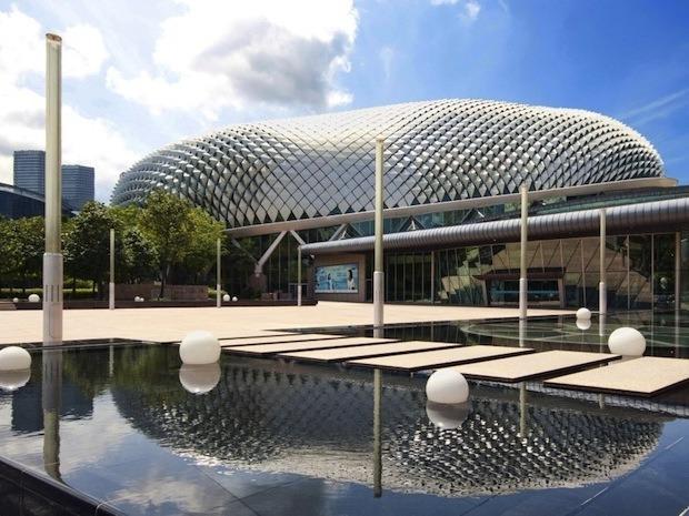 Дизайн от природы: Дом-лотос и супердеревья в Сингапуре. Изображение № 10.