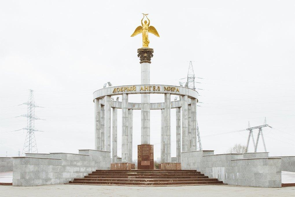 Монумент «Добрый Ангел Мира» / Екатерина Васильева. Изображение № 1.