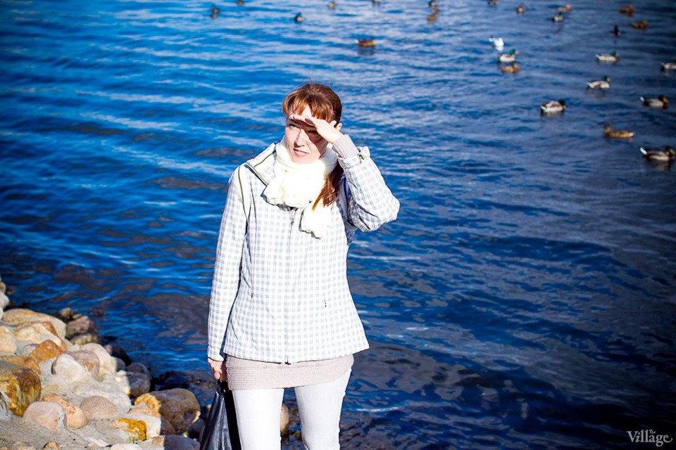 Люди в городе: Любительские фотосессии в парке. Изображение № 21.
