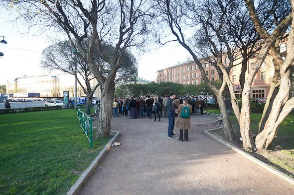 Люди в городе: Чего хотят митингующие на Исаакиевской . Изображение № 1.