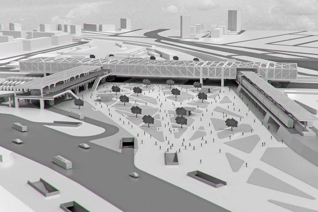 Чего хочет Москва: Проекты архитекторов для города. Изображение № 22.