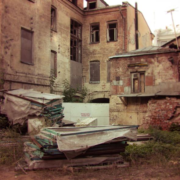 В зоне риска: Доходный дом в Пожарском переулке. Изображение № 7.