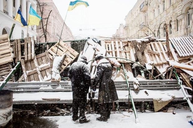 Площадь революции: Евгений Сафонов о том, почему все города должны завидовать Киеву. Изображение № 16.