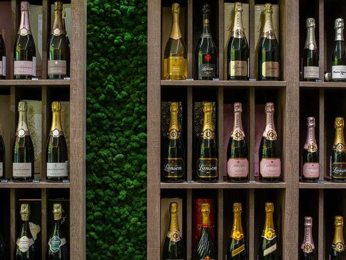 На Смоленском бульваре открылась винотека Grand Cru. Изображение № 3.