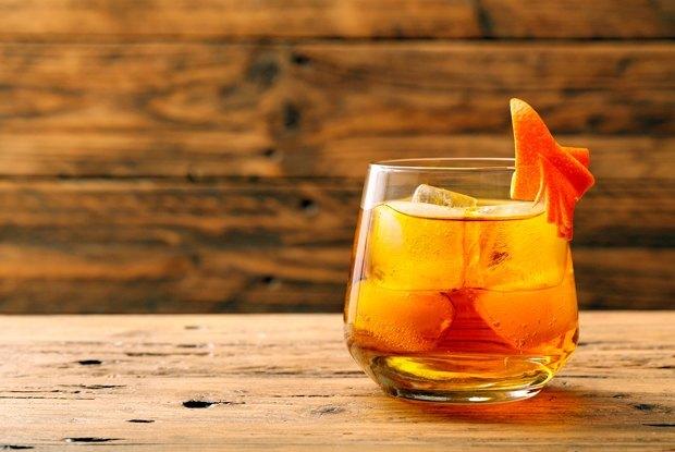рецепты простых коктейлей с виски