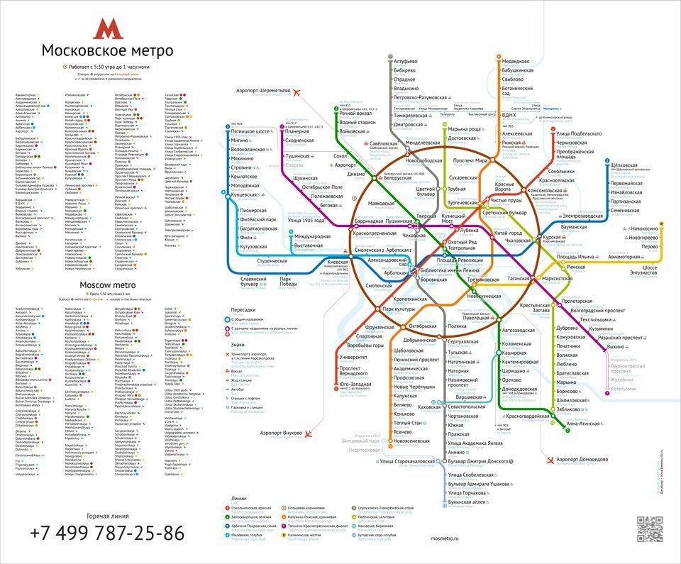 Карты на стол: Голосование за новую схему московского метро. Изображение № 16.