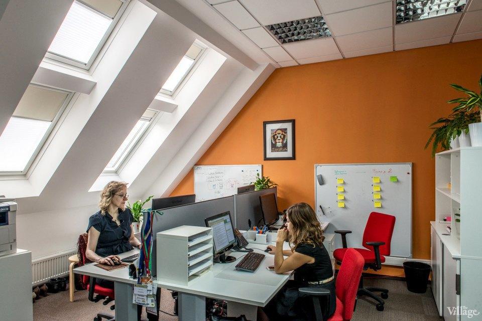 Интерьер недели (Москва): Офис компании B2B-Center. Изображение № 8.