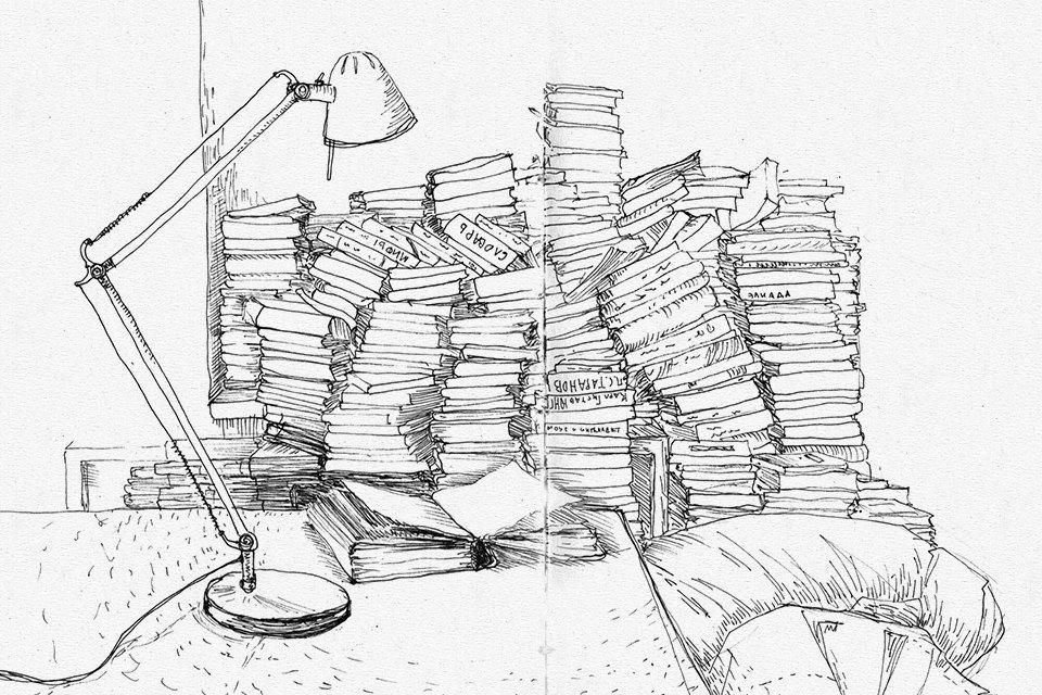 Библиотека им. Достоевского . Изображение № 1.