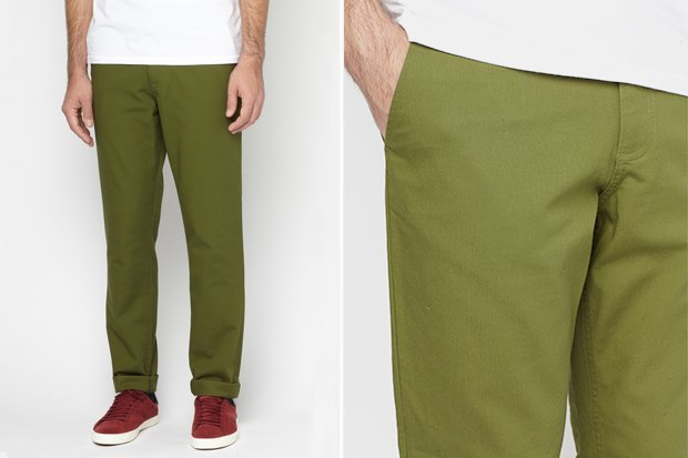 Где купить брюки чинос: 6вариантов от 2 до8 тысяч рублей. Изображение № 6.