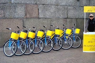 Городские байки: 11 велопрокатов в Петербурге. Изображение № 33.