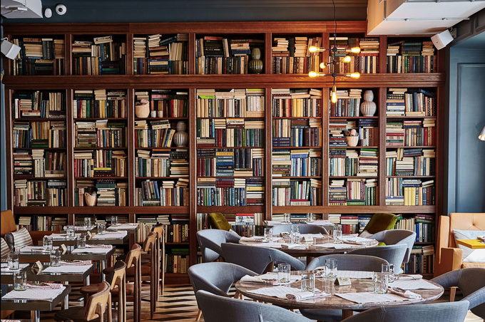 Ginza Project открыла ресторан «Пряности ирадости» ивинный бар «Скоро весна» наБелинского . Изображение № 1.