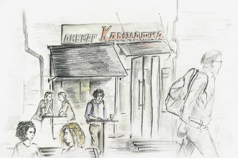 Клуб рисовальщиков: Кузнецкий Мост. Изображение № 7.
