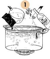 Рецепты шефов: Чаван-муши с икрой и молоками. Изображение № 5.