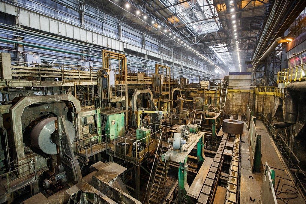 Производственный процесс: Как плавят металл. Изображение № 22.