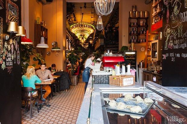 Новое место: Ресторан «Марчелли's» на Невском . Изображение № 2.
