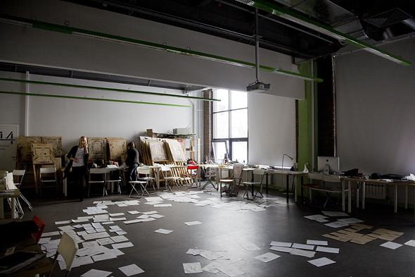 Изображение 32. Новое Место: Британская высшая школа дизайна.. Изображение № 31.