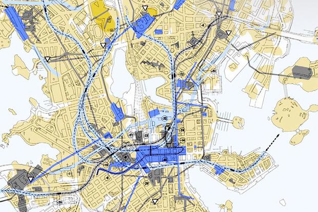Иностранный опыт: Городские проекты под землёй. Изображение № 17.