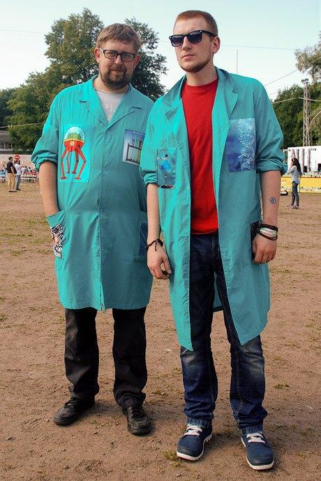 Люди в городе: Герои и посетители Geek Picnic. Изображение № 4.