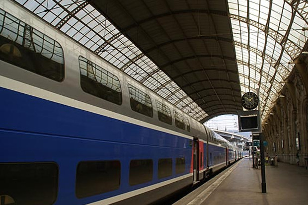 TGV Duplex — серия французских высокоскоростных двухэтажных электропоездов компании Alstom Transport . Изображение № 4.