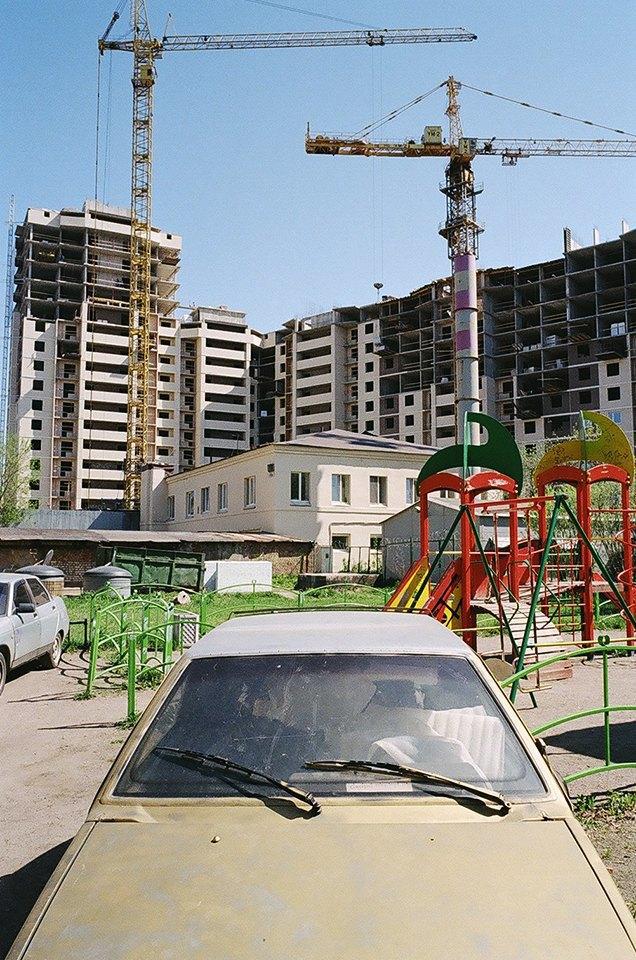 На районе: Выборгский глазами Игоря Симкина. Изображение № 4.