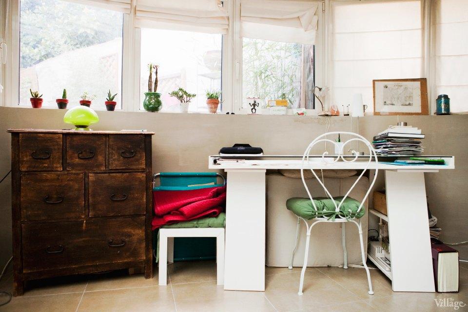 Квартиры мира (Париж): Дом в районе Монтрёй. Изображение № 46.