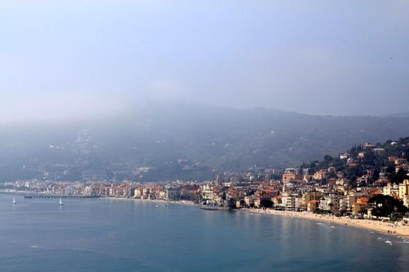 Лигурийское побережье. Изображение № 2.