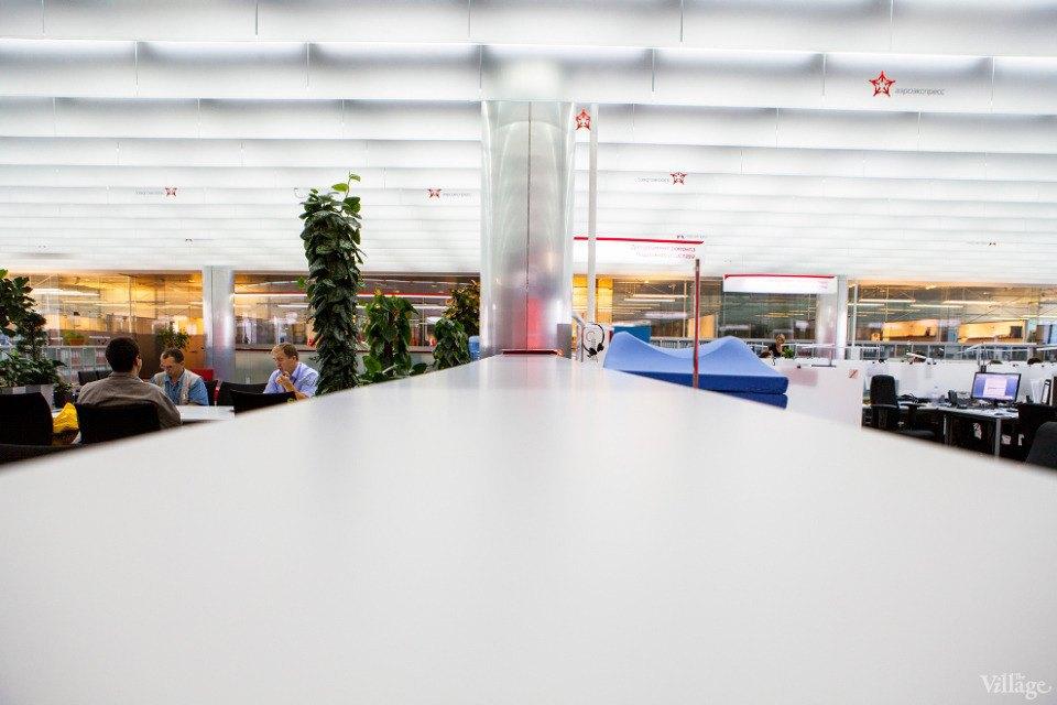 Офис недели (Москва): «Аэроэкспресс». Изображение № 12.