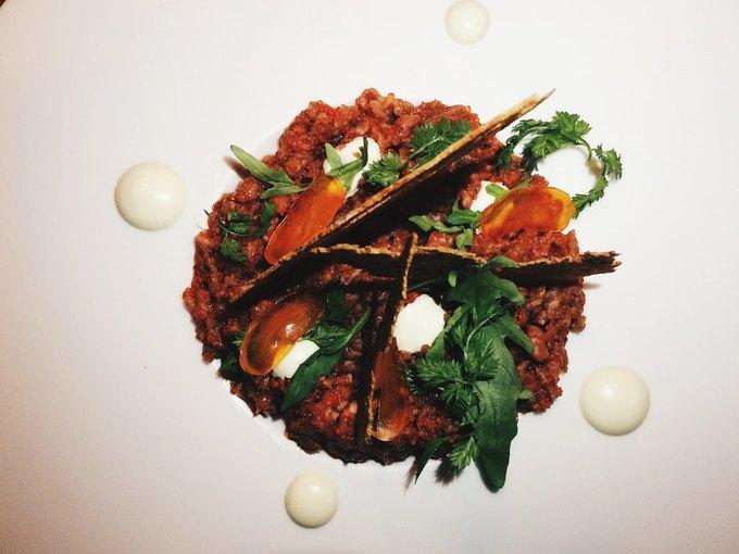 Кафе ибар Holy Fox, ресторан «Гастронавт», новый шеф-повар вресторане «Как есть». Изображение № 2.