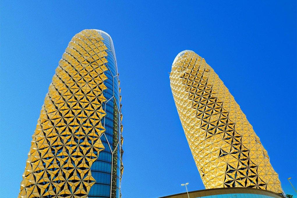 Hopes Tech: 15 самых эффектных небоскрёбов мира. Изображение № 36.