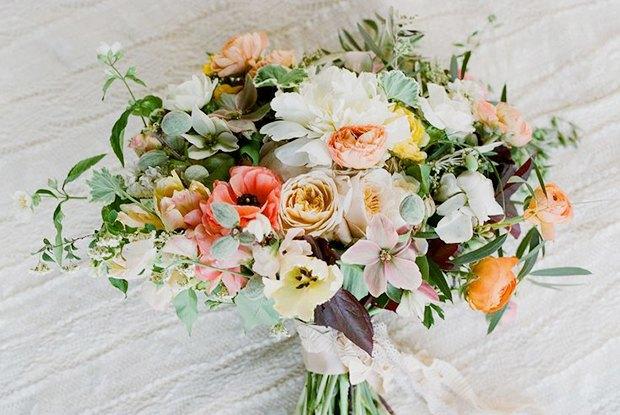 Раз ромашка, два ромашка: Из каких цветов и растений делать букеты на даче. Изображение № 6.