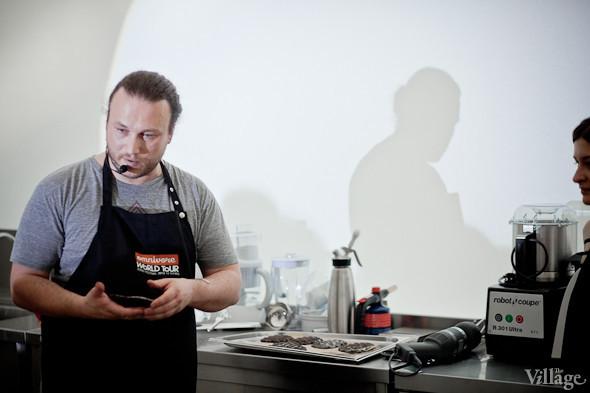 Omnivore Food Festival: Иван Шишкин готовит пеммикан и черемуховые полбяные пряники. Изображение № 22.