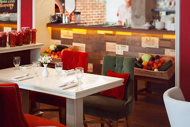 На Пушечной открылся ресторан итальянской кухни Insolito. Изображение № 5.