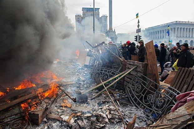Если случится после: Как Украина шла к сегодняшнему дню и что будет со страной завтра. Изображение № 1.