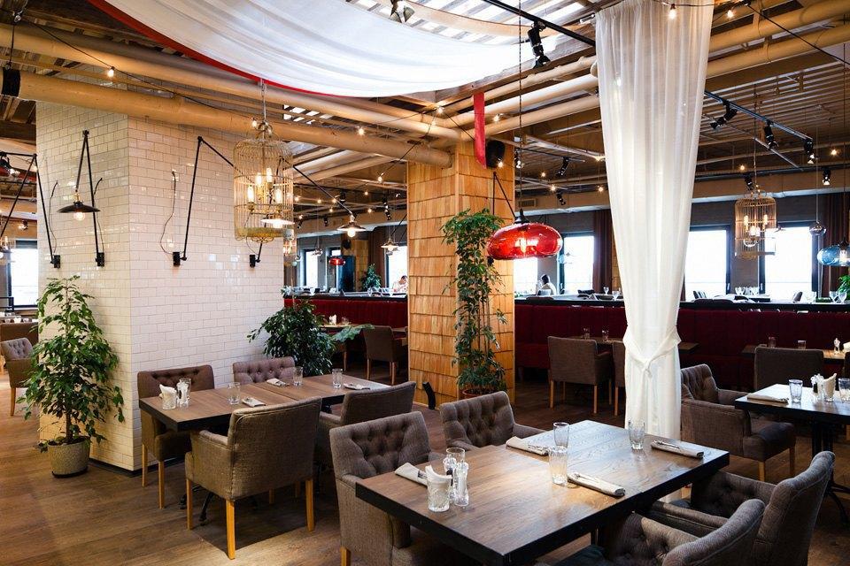 Ресторан «Большая кухня» в«Галерее». Изображение № 3.
