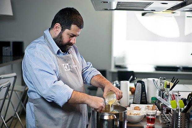 Шеф дома: Грузин и итальянец готовят по рецептам бабушек. Изображение № 45.