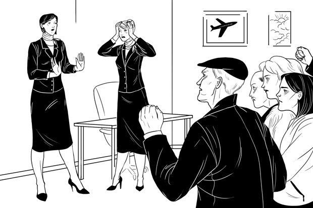 Как всё устроено: Сотрудник аэропорта. Изображение № 3.