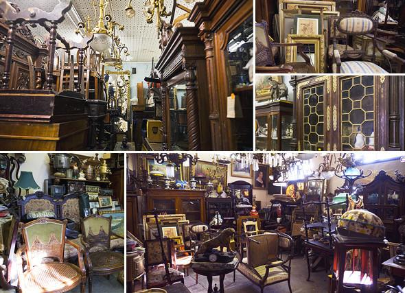 Глубокоуважаемый шкаф: 5 мебельных комиссионных магазинов Петербурга. Изображение № 4.