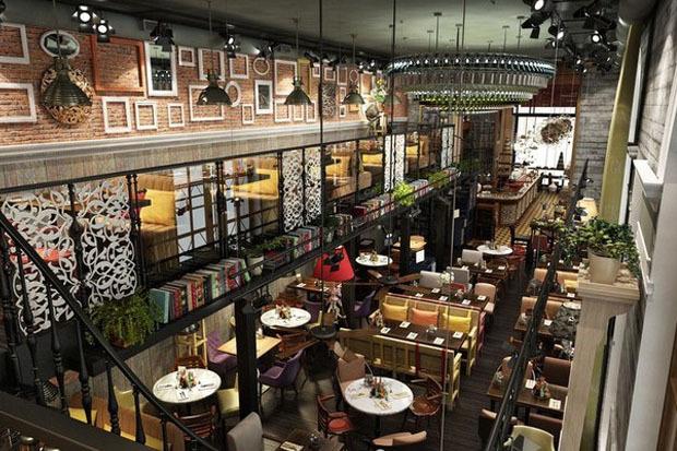 На днях в доме Мертенса открется ресторан-кондитерская Bengel & Zaek. Изображение № 1.