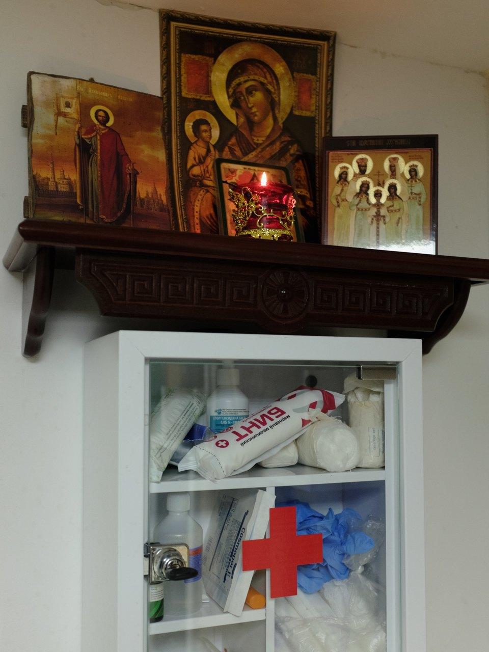 Участники православного клуба единоборств — овере инасилии. Изображение № 8.