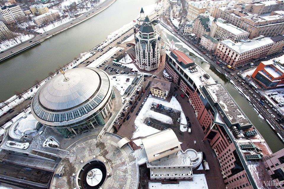 Лучший вид на этот город: 7 смотровых площадок вМоскве. Изображение № 50.