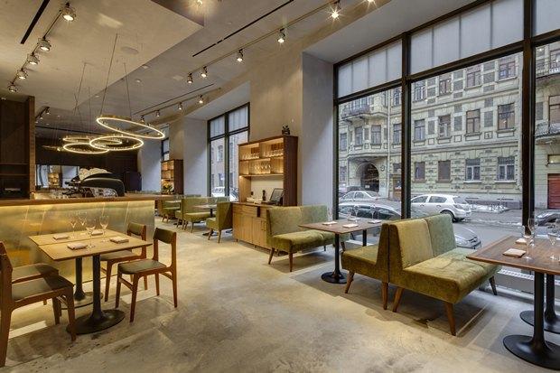 В «ДЛТ» открылся ресторан UNA. Изображение № 5.