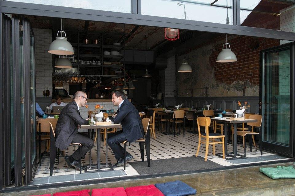 Кафе Glenuill. Изображение № 2.