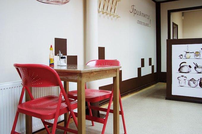 На «Таганской» открылось кафе узбекской кухни «Выпечка и плов» . Изображение № 1.