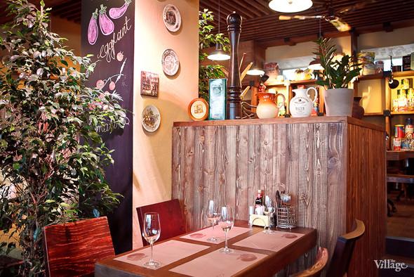 Новое место (Петербург): Ресторан «Марчелли's». Изображение № 33.