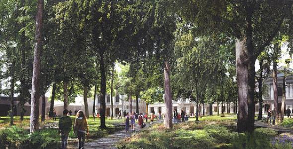 Пушкинский музей: Проект реконструкции. Изображение № 18.