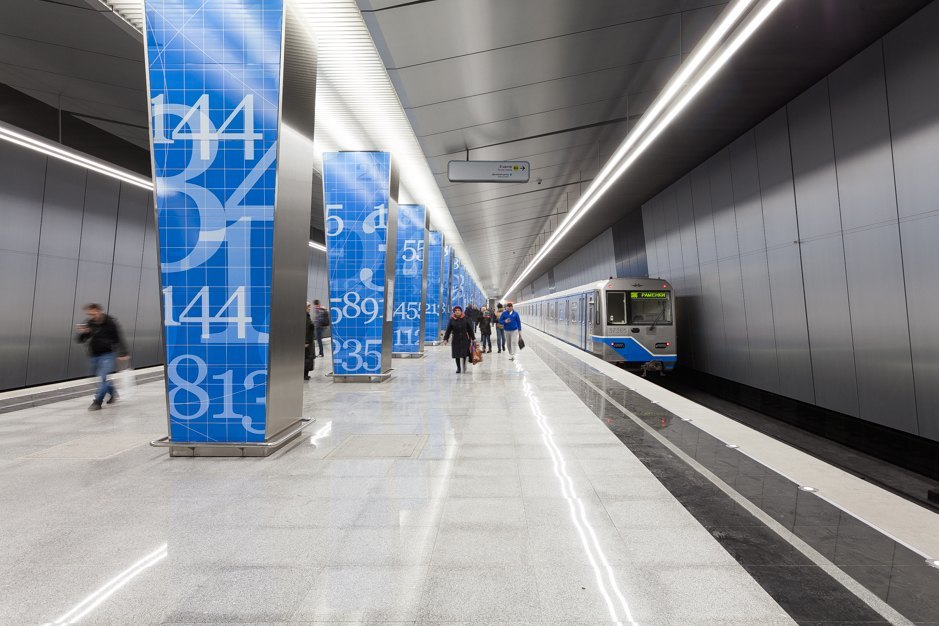 В Москве откроется новая линия метро в 2018 году