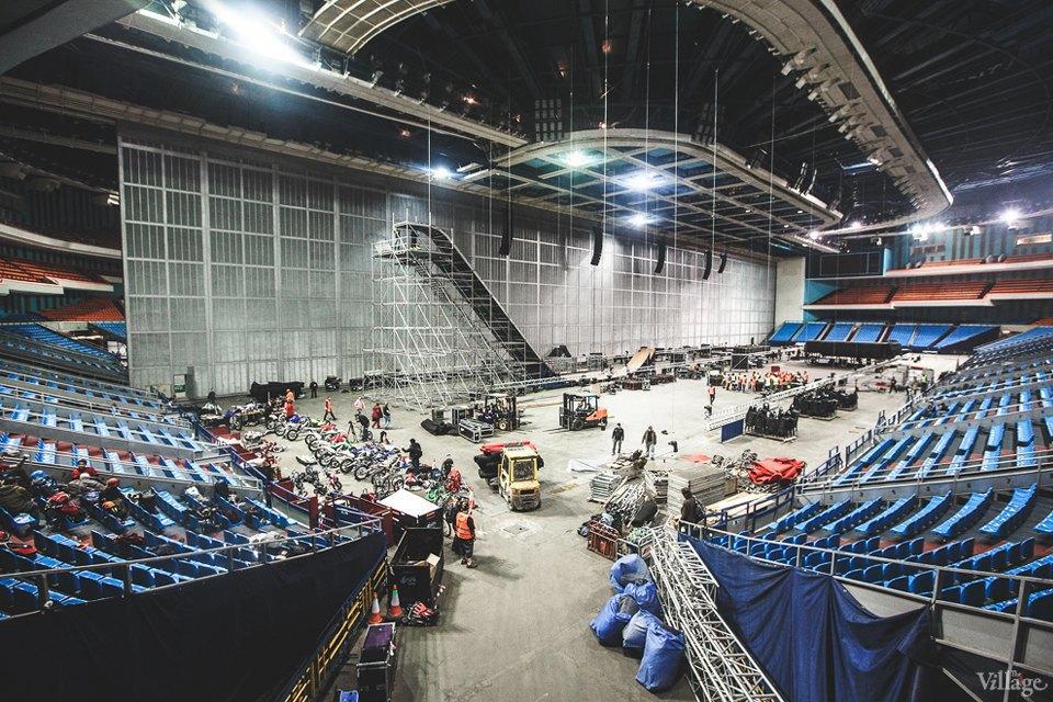Фото дня: Шоу Nitro Circus в России. Изображение № 17.