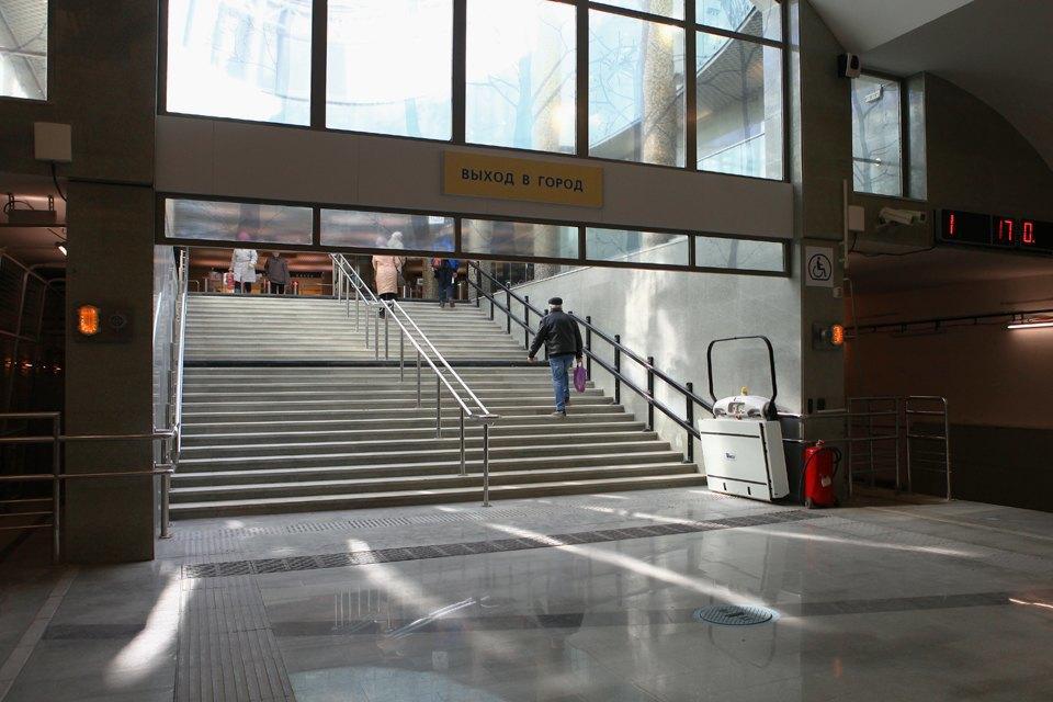 Новые станции метро «Лесопарковая» и«Битцевский парк». Изображение № 4.
